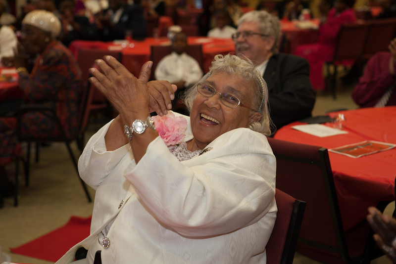 Ethel J. Bryant Birthday Party