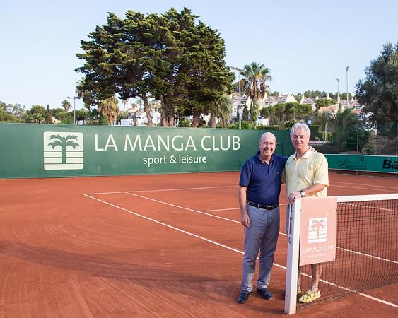 LMC Tennis Exhibition 17th Aug'18