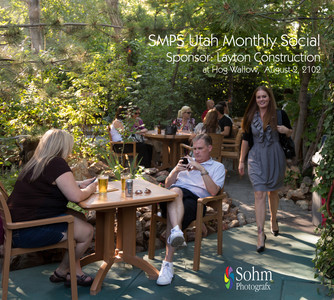 SMPS Monthly Social 8-2-12