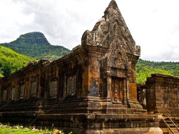 Wat Phou (Vatphu) World Heritage Site