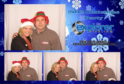 Explorer Pipeline Holiday Party