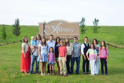 Greenbrier Church Staff & Family