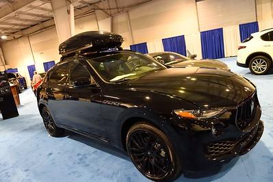 2019 Raleigh Auto Expo - Maserati
