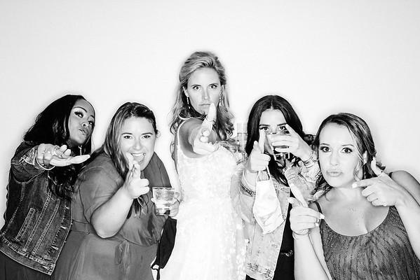 Black & Whites of Kristen & JD Getting Married in Aspen!