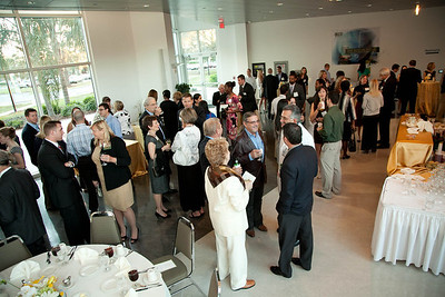 Dinner for Donors & Scholars 2012