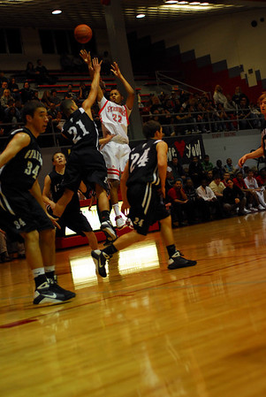 Stebbin's Boy's Basketball 2008 - 2009