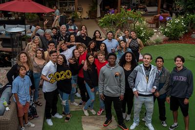 Alejandro High School Grad Party