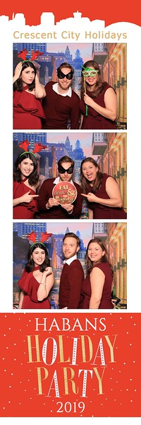 Paul Habans Holiday Party 12.13.19 @ Paul Habans Charter School