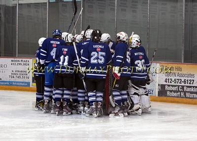 2012/01/14, Southpointe, U18, vs Jr. Icers
