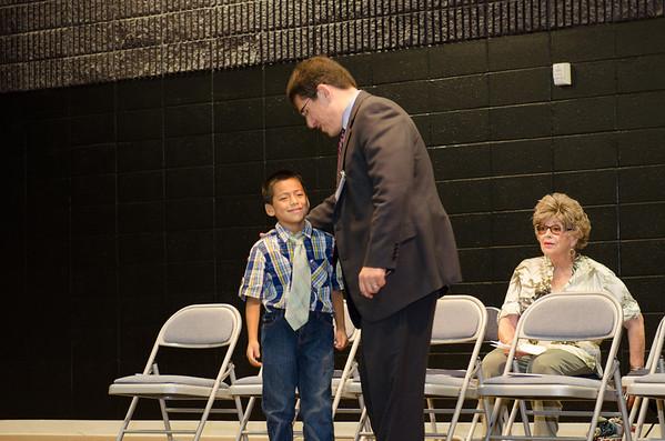 Greater Foundation of Texas Scholarship Presentation