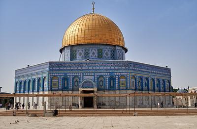 The Temple Mount & Western Wall (Jerusalem)