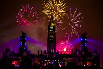 New Years Eve 2017 - Ottawa Canada