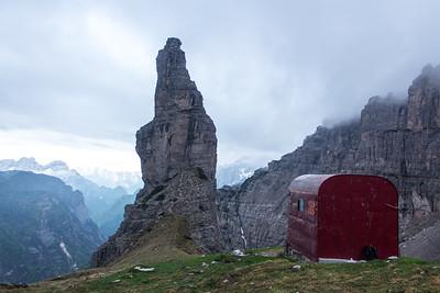 05 16 Campanile di Val Montanaia