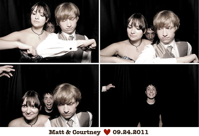 NYC 2011-09-24 Courtney and Matt