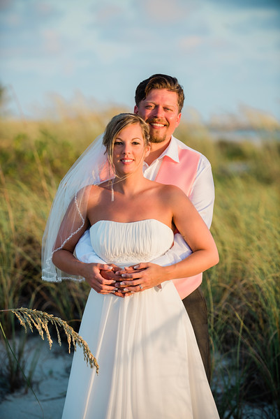 2018.06.02 - Amber & Andy's wedding at Nokomis Beach, FL