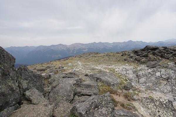 Mt. Ida August 2018