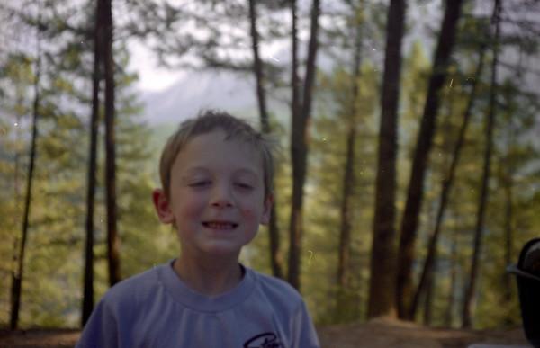03-06 Anna Gr 6 Grad, Camping