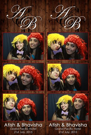 Atish & Bhavisha