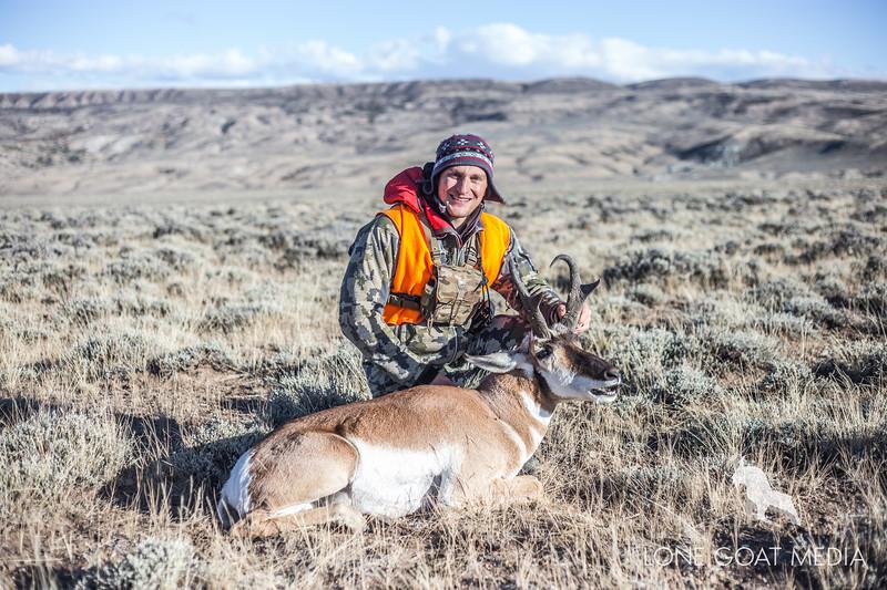 2017 Wyoming Antelope