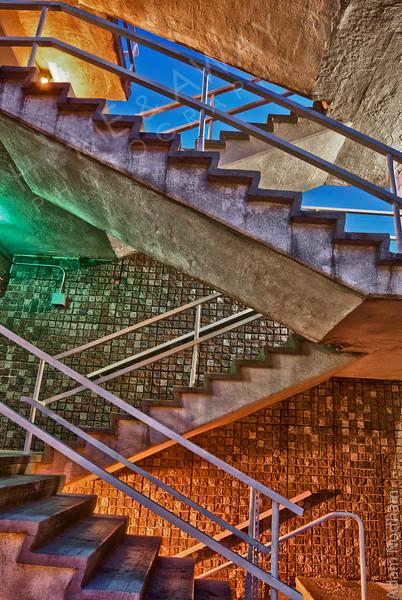 Staircase Spectrum