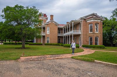 Waco East Terrace House Ashley Dorm