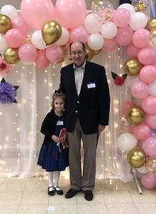 2021 Father/ Daughter Bingo event