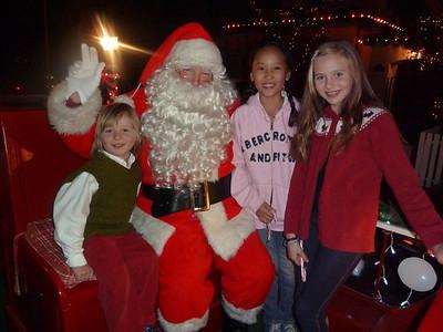 Santa In The Hood