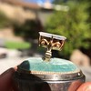 'Pineapple Family Crest' Chalcedony Ring, by Seal & Scribe 18