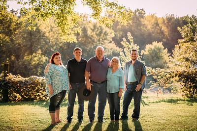 Brown-Hernandez Family