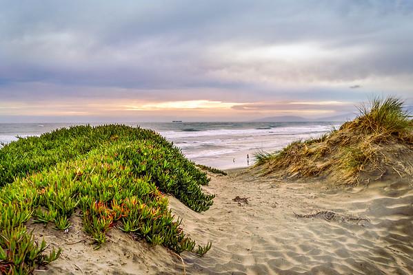 Ocean Beach Sunset #10