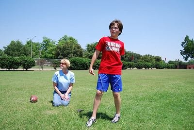 Field Goal Practice 2008