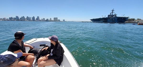 SD Epic Boat Trip - Aug 6 - Illuminati