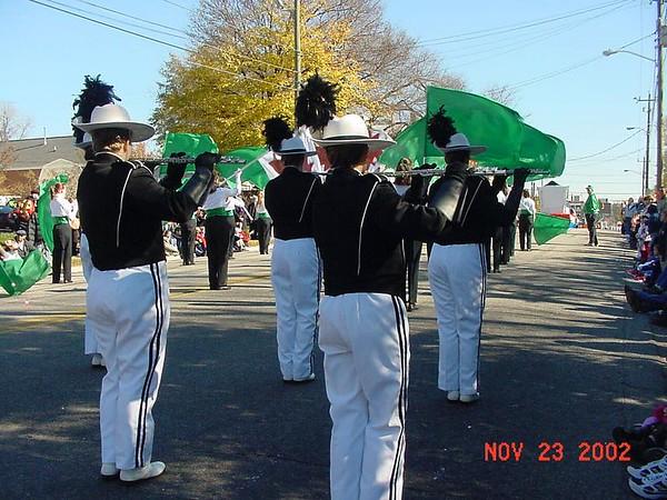 2002-11-23: Raleigh Christmas Parade