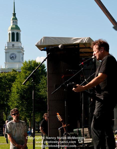 Johnny Clegg Band 2012