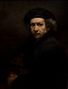 NGA - Self Portrait - Rembrandt