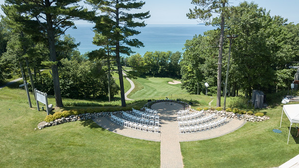 The Homestead Wedding Glen Arbor