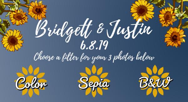 Bridgett and Justin's Wedding