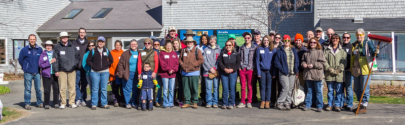 Statewide Volunteer Day 2015