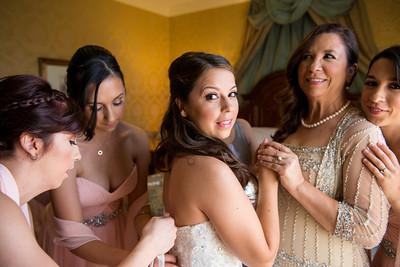 Lopez Wedding Preparation