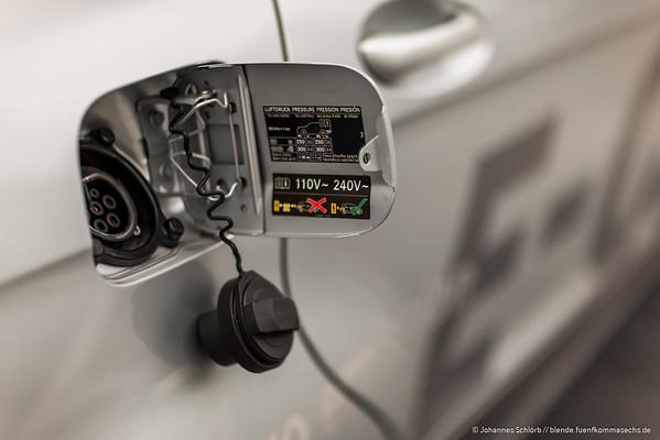 Mercedes-Benz A-Klasse E-CELL