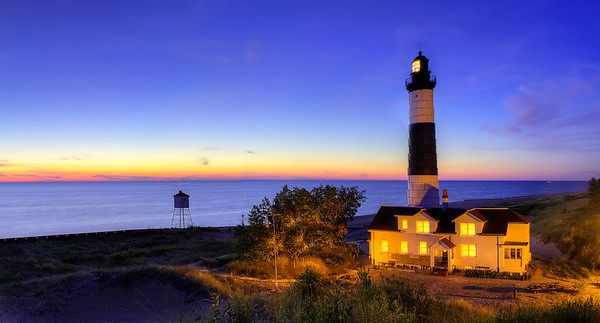 Michigan Lighthouse Guide