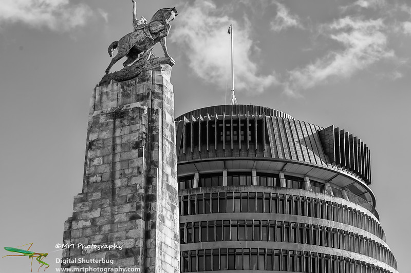 Cenotaph and Beehive