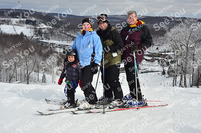 Photos on the Slopes 2-16-13