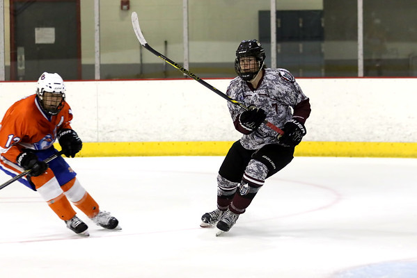 Vs. Jr. Gulls