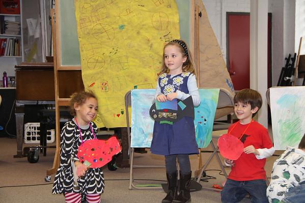 Kindergarten Plays 2010