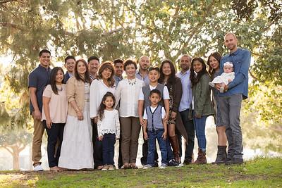 Legaspi Family Portraits