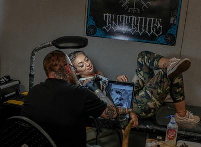 Maidstone Tattoo Extravaganza  2019