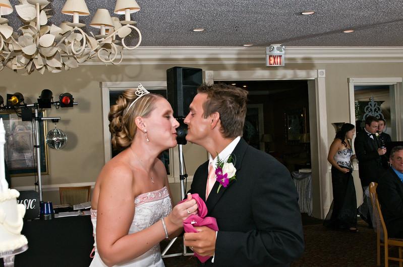 128 Mo Reception - Heather & Justin Eating Cake.jpg