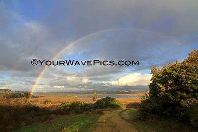 Back Bay Rainbow 1/6/13