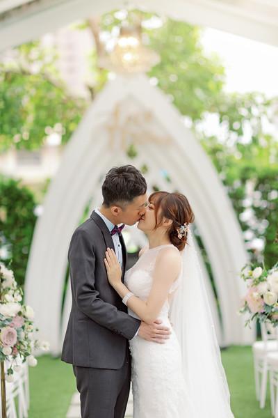 青青格麗絲婚宴會館 |結婚之喜 | My Darling 寵愛妳的婚紗